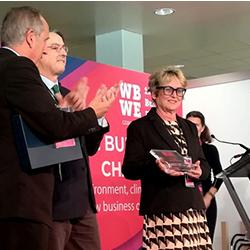 Alleanza Cooperative riceve un premio internazionale per il vino sfuso