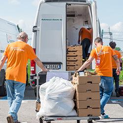 Il Gruppo Clai sostiene il Banco Alimentare