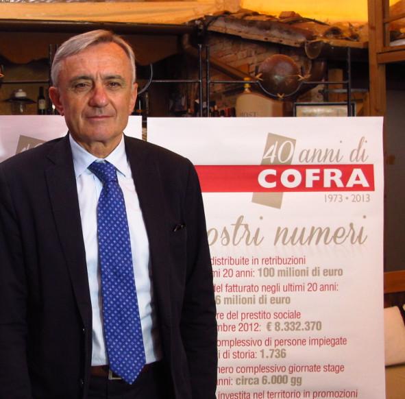 Il Gruppo Cofra dona 4.000 euro all