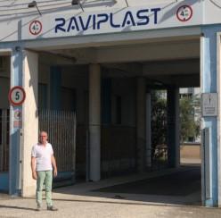 Raviplast acquista la sede