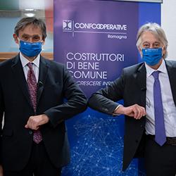 Si è costituita Confcooperative Romagna