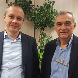 Paolo Bono nuovo responsabile per Agroalimentare e Pesca