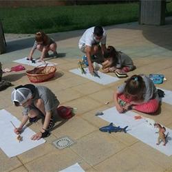 Apre il Club Cuore21 con tanti laboratori creativi per bambini