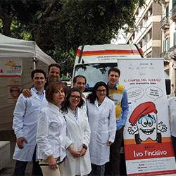 I dentisti in piazza per la prevenzione